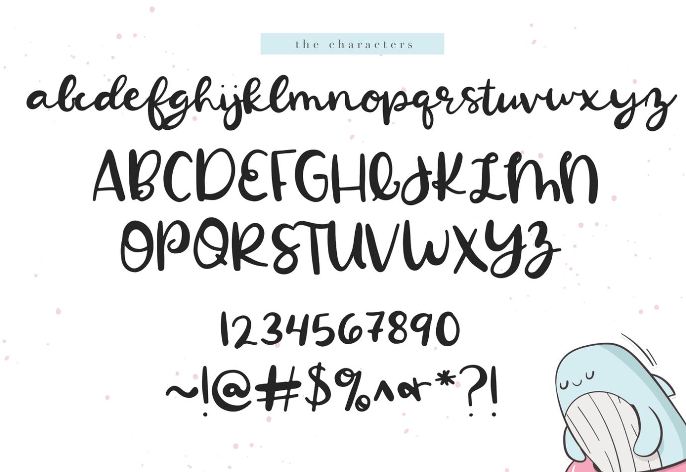 fonts for poster design